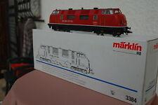 MÄRKLIN 3384, H0, locomotora diesel Am 4/4 de SBB (Suiza), DELTA/DIGITAL