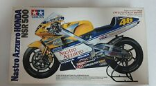 TAMIYA 1/12 Nastro Azzurro HONDA NSR 500 Valentino Rossi Kit Montaggio 14082