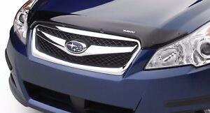 2010-2014 Subaru Outback & Legacy OEM Hood Protector Bug Deflector E231SAJ000