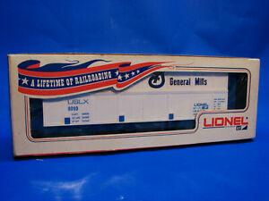 1971 Lionel 9090 General Mills Mini-Max Railcar, Mint/OB