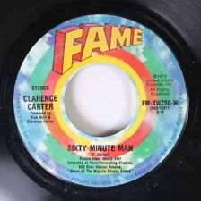 Soul 45 Clarence Carter - Sixty Minute Man / Mother-In-Law On United Artists Rec