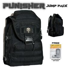 Punisher TACTICAL DIAPER BAG New Dad Mens Diaper Bag + FREE Waterproof Dry Bag