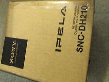 Sony SNC-DH210 IP Network POE Megapixel 1080p Surveillance Security Color Camera