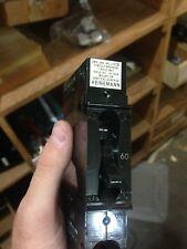Heinemann 60A 120V 1 Pole