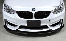 Carbon Fiber 3d Front Anti-Chocs Lip For BMW Series f82 f83 f8x m4 m3 f80 2014 2015