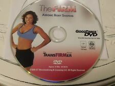 The Firm - Aerobic Body Shaping (DVD, 2005)Disc Only Free Shipping