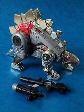 Figura VINTAGE-TRANSFORMERS-filo tirato-g1 giocattolo anni 1980 Dinobot