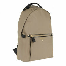 Michael Kors Nylon&Leather Kelsey Large Backpack Truffle Bag nwt