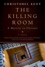 Amazing police procedural mystery! The Killing Room by Christobel Kent