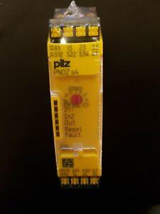Pilz PNOZ S4, 751104, Safety Relay