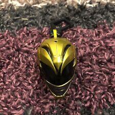 Saban's Power Rangers Helmet Collector Clip Yellow Helmet PhatMojo!!