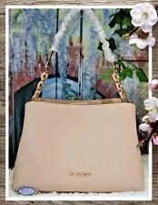 Michael Kors Sofia Large East West Satchel Shoulder Bag Ballet Pink Leather