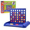 Kids Children's Intelligence 4 In A Row 4 In A Line Board Game Educational Toy