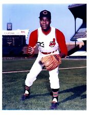 New ListingJim Mudcat Grant Cleveland Indians And Most Other Teams 8X10 Photo Baseball
