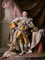 PAINTING PORTRAIT RAMSAY KING GEORGE III ENGLAND HANOVER ART PRINT POSTER LF695