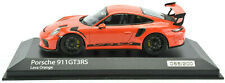 Minichamps / PH Porsche 911 991.2 Lava Orange GT3 RS 1:43 Diecast Car 413067040