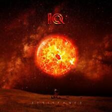 IQ - RESISTANCE SEALED 2019 TWO DISC CD DIGIPAK UK PROGRESSIVE LEGENDS