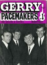 More details for gerry & the pacemakers monthly magazine no.1 march 1964