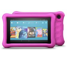 NEW ✔ Amazon Fire 7 Kids Edition Tablet - PINK | 7 Inch Screen - 16GB ✔️