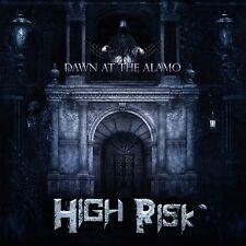 High Risk-Dawn At The Alamo CD FATES WARNING,JAG PANZER,HADES,HELSTAR,RIOT,RARE