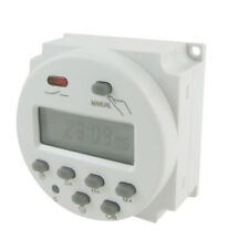 DC 12v Digital LCD Power Programmable Timer Time Switch Relay 16a Amps SY Y9k8