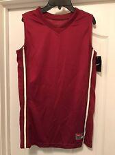 Boy's Nike Team Basketball Jersey Shirt 553401-612 Yxl Youth Xl Nwt $30