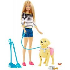 Barbie DWJ68 Walk and Potty Pup Doll