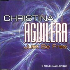 Christina Aguilera Just Be Free (1997) [Maxi-CD]