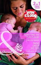 Expecting the Boss's Baby/Twins Under His Tree (Mills & Boon Cherish), Christine