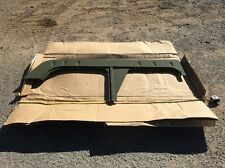 Humvee LH OD Green AM General Vehicular Body Side Panel Riveted 12339698-3 Hmmwv