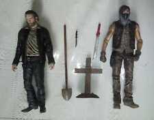 The Walking Dead McFarlane Rick y Daryl