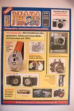 PHOTO DEAL Photodeal Heft 7 3/1994 sehr lange vergriffen, Contax G1, Steineck