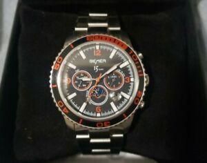 "Bemer Healthmaster Limited Edition ""15 Years"" 15th Anniversary Custom Watch"