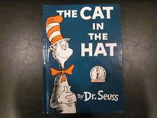 Lot of 9 DR. SEUSS Children's Books