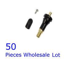 50 pcs TPMS Valve Stem Rebuild Kit 20008 Tire Pressure Sensor Service Pack Kit
