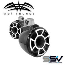 Wet Sounds Rev 8 Tower Speakers -pair in White