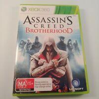 Xbox 360 game Assassins Creed Brotherhood