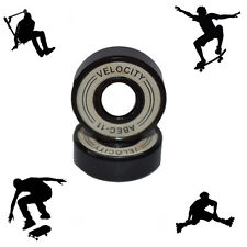 velocity 16 Abec 11 wheel bearings scooter Skateboard Quad inline roller skate 9