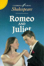 Romeo and Juliet by William Shakespeare (Paperback, 2003) like new, free postage