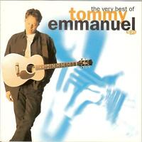 TOMMY EMMANUEL The Very Best Of 2CD BRAND NEW
