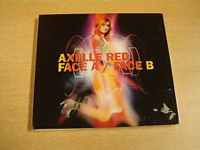 DIGIPACK CD / AXELLE RED - FACE A / FACE B