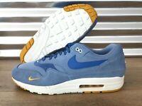 Nike Max 1 Premium Mini Swoosh Air Shoes Pure Platinum Vela