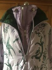 Womens Light Purple/Dark Green Sportalm Kitzbuhel Ski Winter Pullover  NWOT Sz38