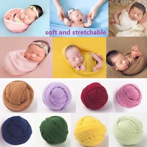 Shoot Backdrop Newborn Blanket Photography Props Baby Photo Wrap Swaddling