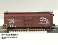 N SCALE: 40' PS-1 BOXCAR-ATLAS #34608-RICHMOND FREDERICKSBURG & POTOMAC #2814