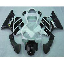 Verkleidung Lacksatz schwarz Fairing Bodywork Kit Für Honda CBR600F4I 2001-2003
