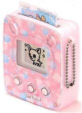 TAKARA TOMY Idol Puppy Shiny pink Virtual Pets Tamagotchi Japan Rare Toy