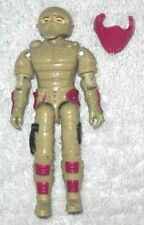 GI Joe Body Part 1988 Nullifier            Head                 C8.5 Very Good