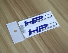 Emblem Sticker Decal Motorcycle sticker for BMW S1000RR HP4 HP 2pieces