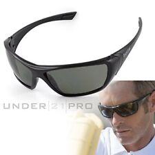 Gafas de seguridad Bollé Hustler polarizadas en color negro